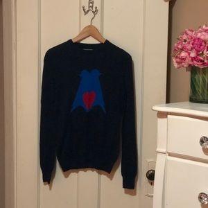 C. Wonder Love Bird Sweater EUC
